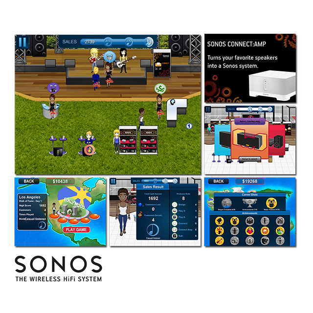 Sales onboarding for Sonos Wireless WiFi System
