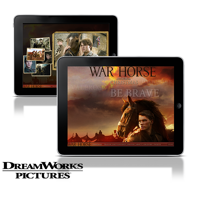 Disney Dreamworks War Horse Companion App